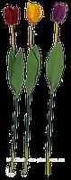 Искусственные цветы - Тюльпан одиночка