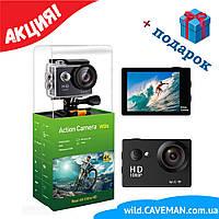 Action camera W9s / экшн-камера / Action camera HD с WiFi / 12Mp / 1080p