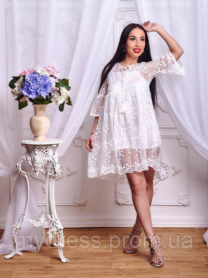 Платье двойка 690