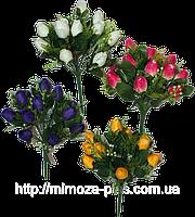 Искусственные цветы - Тюльпан (букет)