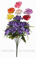 Искусственные цветы - Роза открытая круговая