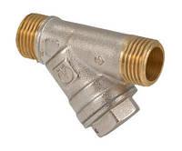"""Фильтр грубой очистки для воды 1/2"""" НН Valtec VT.190.N.04"""