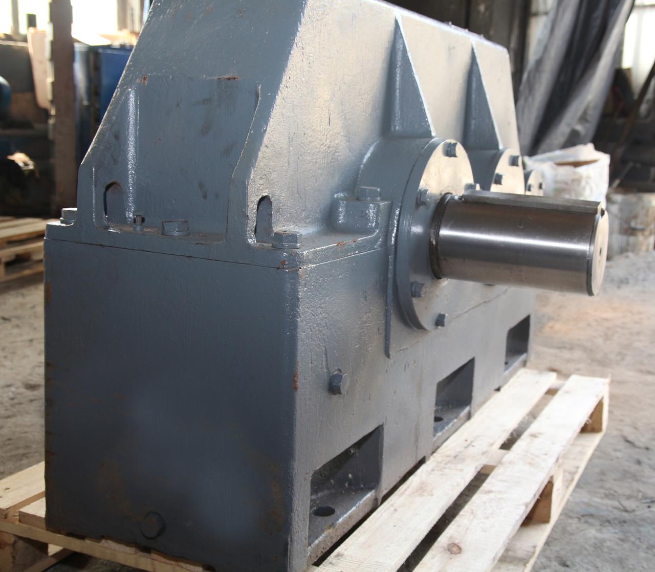 Цилиндрические редукторы 1Ц2У-450-25