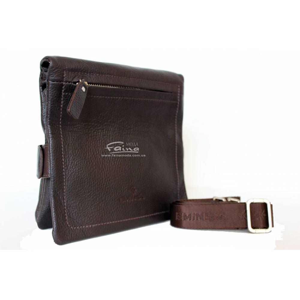 Мужская сумка кожаная Eminsa 6096-18-3  продаж b93306dcab8b5