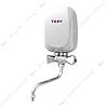 УЦЕНКА! Бойлер TESY Instant Water Heaters IWH50X01KI-мощ.5кВт (со смес.)(не комп.шнур.)(порвана уп.)