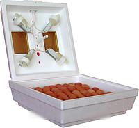Инкубатор квочка ми-30-1 на 80 яиц с ручным переворотом и цифровым терморегулятором di