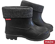Чоботи чоловічі зимові гумові робочі REIS RAW POL Польща BR-EVAFIL B