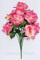 Искусственные цветы - Роза высокая