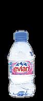 Вода минеральная Evian 0,33 л. ПЭТ