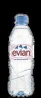 Вода минеральная Evian 0,5 л. ПЭТ