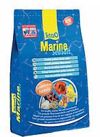 Морская соль Tetra Marine Sea Salt для аквариума, 4 кг