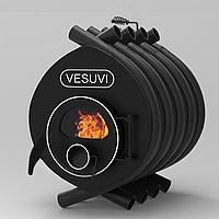 Булерьян Vesuvi 02 классик 18 кВт со стеклом печь
