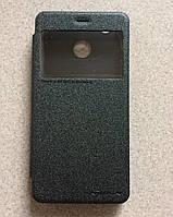 Чехол-книжка Nillkin Sparkle Xiaomi Redmi 4X black (черный) (16072023)