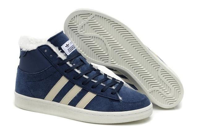 Кроссовки Adidas Winter (зимние кроссовки)