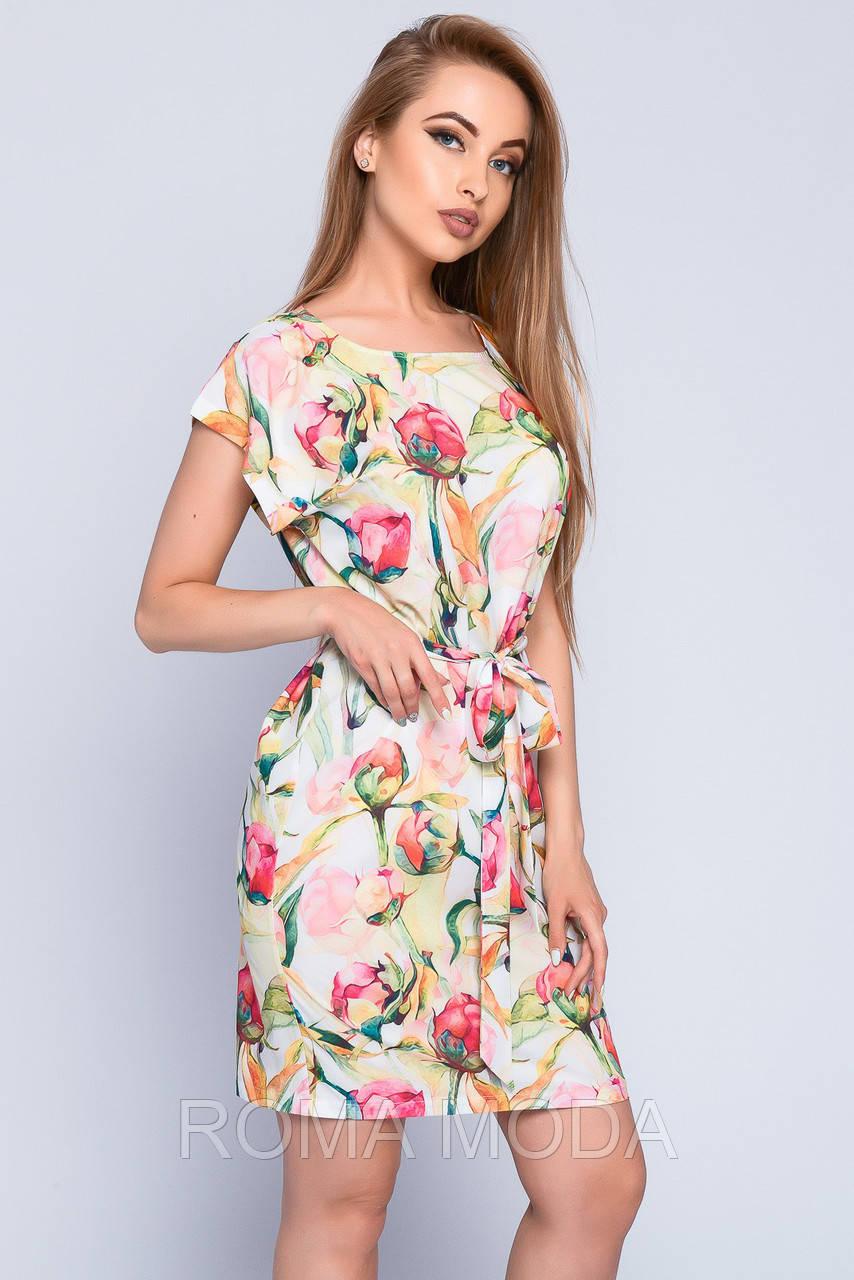 Платье женское летнее KP-10152-17