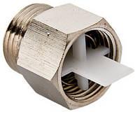 """Отсекающий клапан для монтажа воздухоотводчика 1/2"""" Valtec VT.539"""