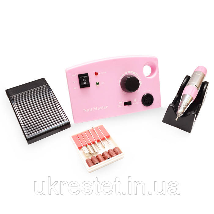 Фрезер для маникюра DM-211 Pink