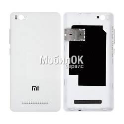 Задняя крышка для Xiaomi Mi4c белая