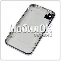 Задняя панель корпуса для Apple iPhone 3G (белая) 8Gb с рамкой корпуса