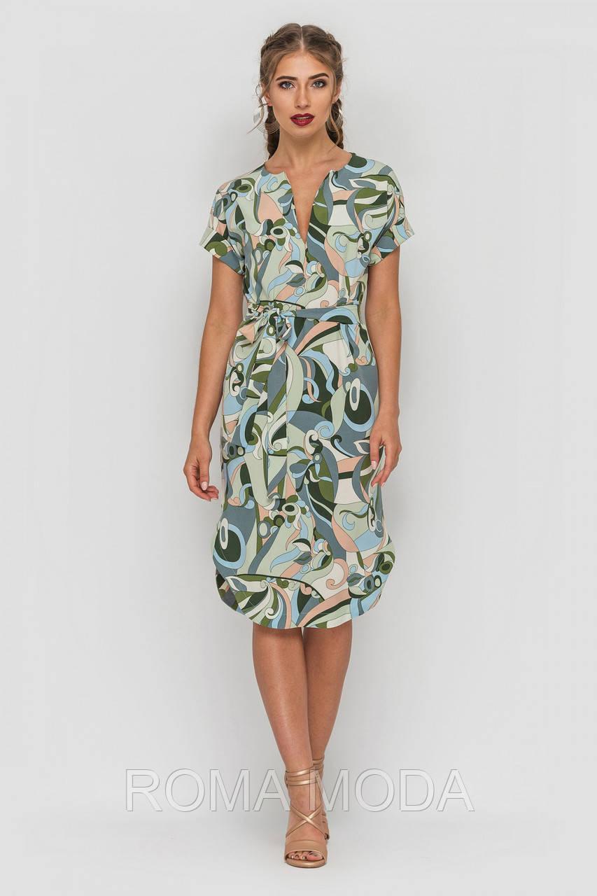 Легкое женское платье TD 1614