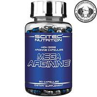 Аргинин Scitec Nutrition Mega Arginine 90 caps.