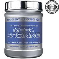 Аргинин Scitec Nutrition Mega Arginine 140 caps.
