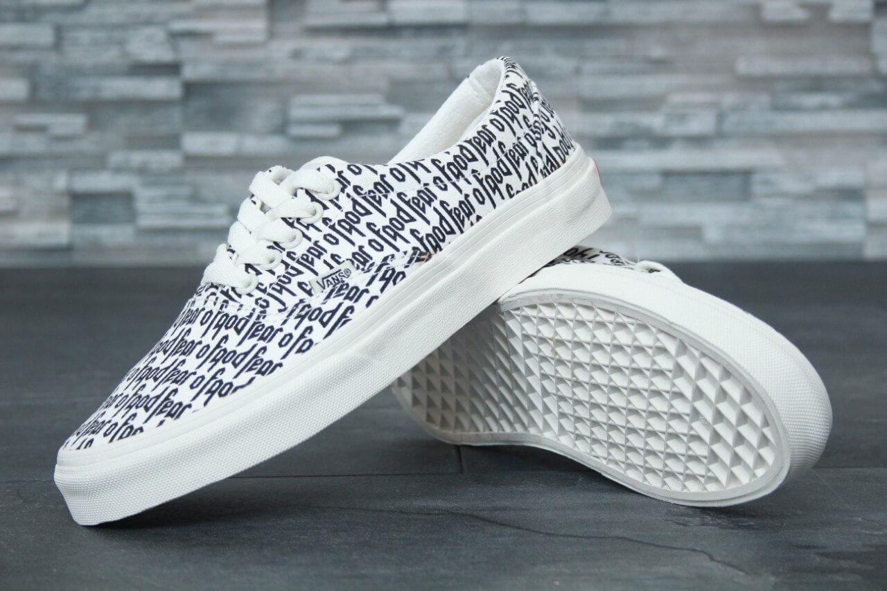 Кеды Vans Authentic White Fear - Интернет магазин обуви «im-РоLLi» в Киеве 3f845cb77c965