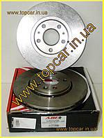 Тормозные диски передние Renault Megane III 08- 296mm*26  ABE Польша C3R042ABE