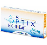 Контактных линзы Air Optix Night&Day Aqua