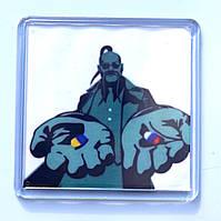 """Магнит  """"Український Морфеус"""", купить магниты оптом, купити магніт з символікою., фото 1"""