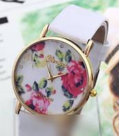 Женские наручные часы geneva, часы женева (реплика)
