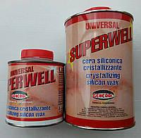 Кристаллизатор воск силиконовый для искусственного и натурального камня universal superwell 0.250мл. Италия