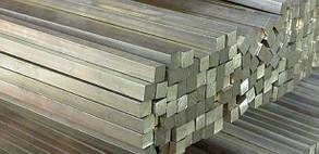 Квадрат сталевий 18x18 Сталь 45