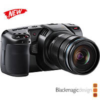 Камера Blackmagic Design Pocket Cinema Camera 4K (CINECAMPOCHDMFT4K)