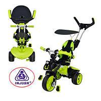 Велосипед 3-х колёсный  3262-004 ,черно-зеленый