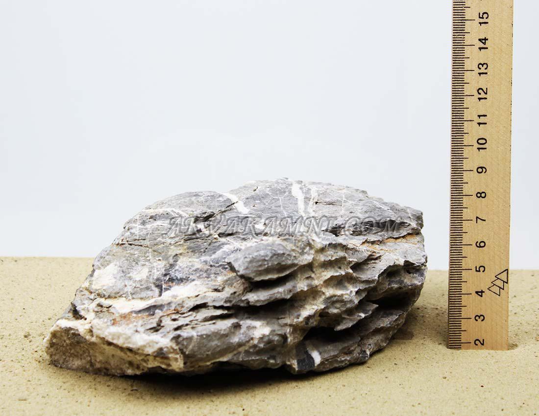 Камень Черный кварц 43 (1.4kg)