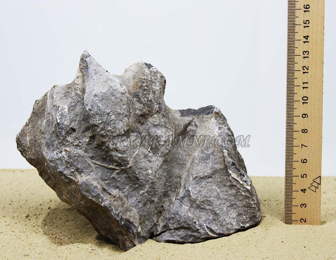 Камень Черный кварц 47 (1.3kg)