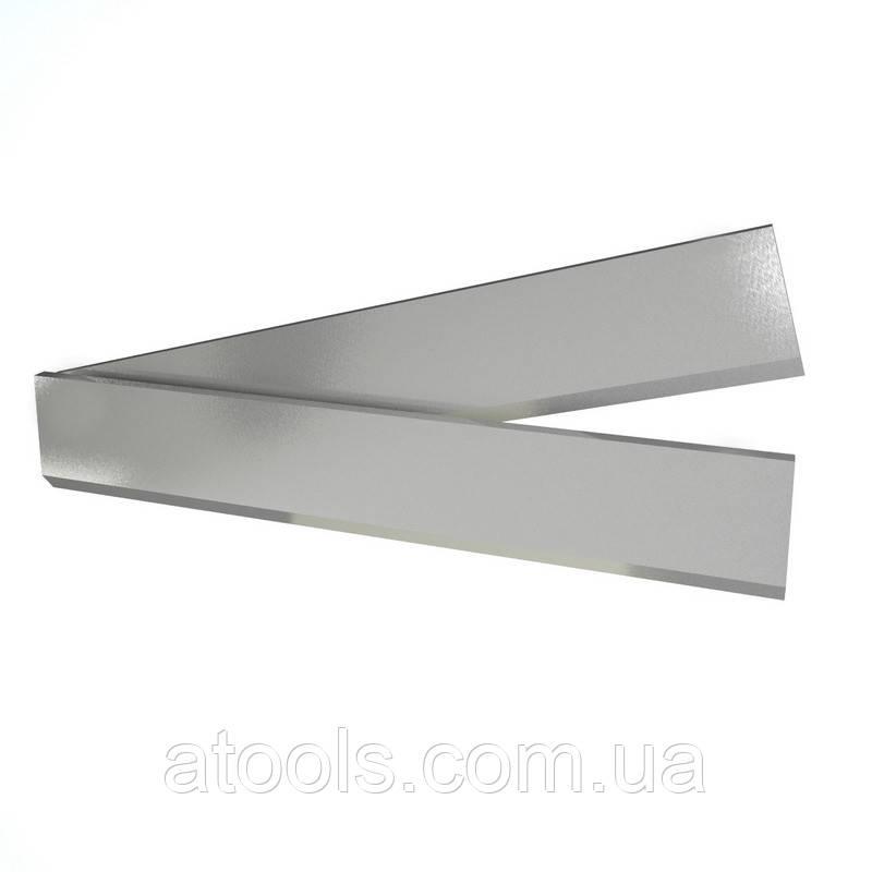 Нож фуговальный (строгальный) 250x25 двусторонний
