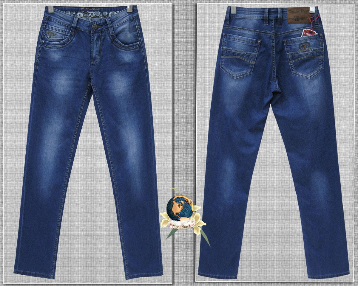 c5dd491fd8ee Джинсы мужские летние классические Varxdar светло-синего цвета 29 размер