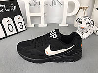 Кроссовки Nike Air Max 180 x Off-White найк аир макс мужские женские реплика 9a831580d36