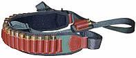 Патронташ Медан 2057 комбинированный открытый 12 к*24 патрона+2 патрона на подвеске