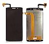 Оригинальный дисплей (модуль) + тачскрин (сенсор) для Fly IQ4504 Evo Energy 5 (черный цвет)