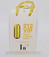 Carolina herrera 212 vip мини парфюмерия в подарочной упаковкe 3х15ml (копия)