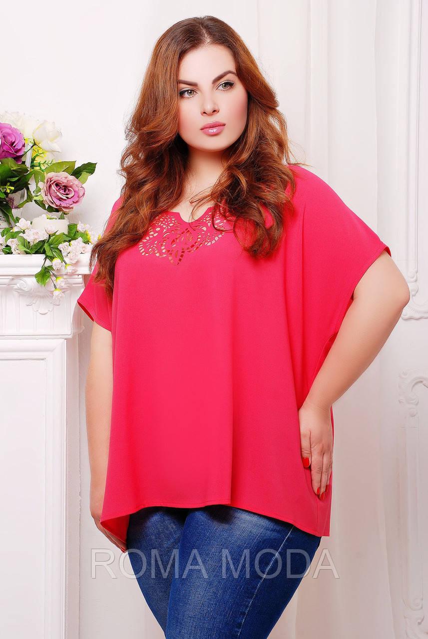 Женская блуза свободная CI Миранда