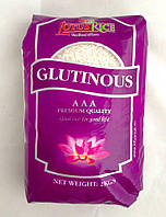 Рис клейкий Premium Lotus Rice 2 кг