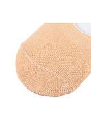 Носки женские укороченные 443F001 (Песочный)