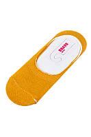 Носки женские укороченные 443F001 (Горчичный)