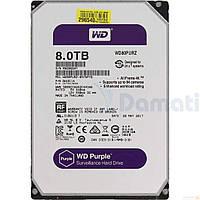"Жесткий диск 3.5"" 8000Gb WESTERN DIGITAL Purple (WD80PURZ)"