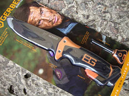 Нож для выживания GERBER BEAR GRYLLS ULTIMATE PRO FIXED BLADE (31-001901)