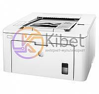 Принтер лазерный ч/б A4 HP LaserJet Pro M203dw (G3Q47A), White, WiFi, 1200x1200 dpi, дуплекс, до 28 стр/мин, ЖК-монитор с подсветкой, Lan / USB